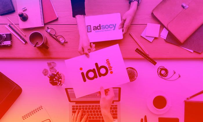 Adsocy, nuevo socio de IAB Spain.