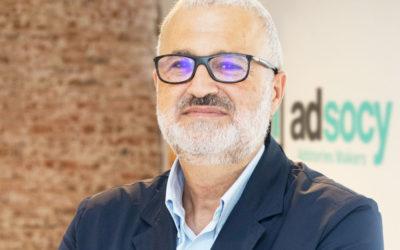 Nacho Azcoitia, nuevo Director General de Adsocy